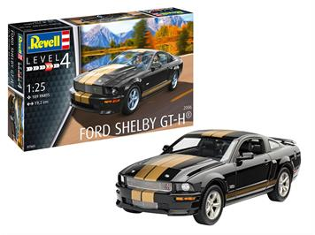 Revell 07665 2006 Ford Shelby GT-H, 1:25