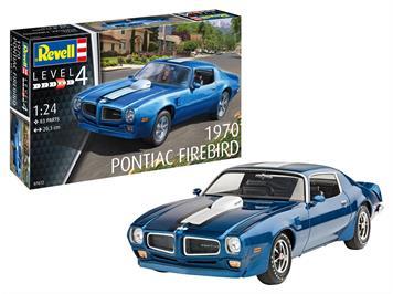 Revell 07672 1970 Pontiac Firebird ,1:24