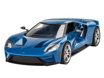 Revell 07678 2017 Ford GT 1:24