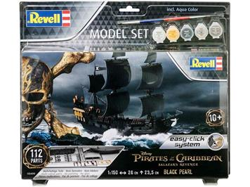 Revell 65499 Model Set Black Pearl 1:150