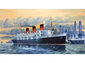 Revell Luxury Linder Queen Mary 1:570