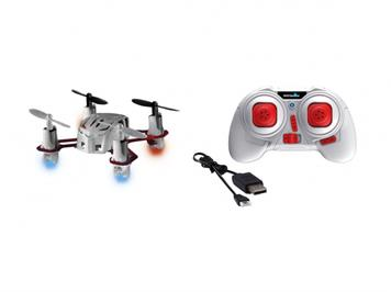 Revell RC 23970 Micro Quadrocopter Nano Quad weiss, 4 Kanal, 2,4 GHz