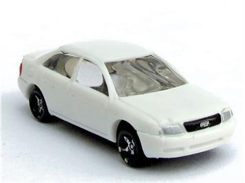 Rietze 16964 Audi A4 weiss N