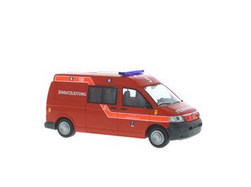 "Rietze 51888 VW T5 LR MD ""Feuerwehr Münchwilen"" HO"
