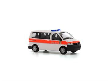 Rietze 53411 VW T5 GP Bus KR FD Police Bern HO