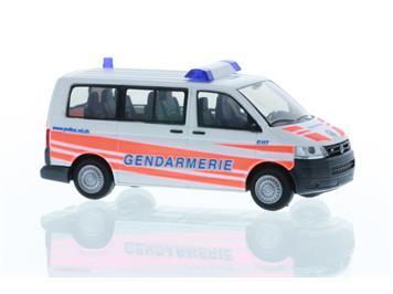 Rietze 53452 VW T5 10 Gendarmerie ( CH )