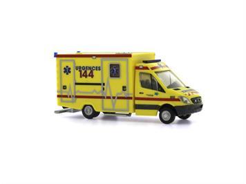 """Rietze 61797 WAS Ambulanz RTW Ambulanz Süd """"Fribourgeois"""" HO"""