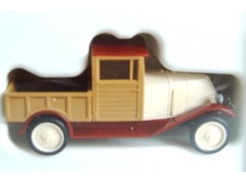 Rietze Renault NN1 Pick Up beige/rot
