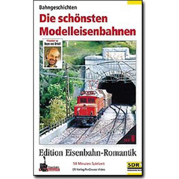 Riogrande DVD 6406 - Die schönsten Modelleisenbahnen