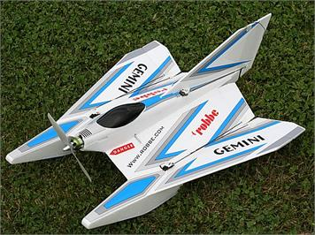 Robbe 3123 Gemini Hydro-Ground-Snow-Fun-Flyer RTF (Ready to Fly)