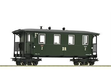 Roco 34060 HOe Personenwagen 4a. DR grün