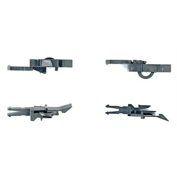 Roco 40271 Kurzkupplungsköpfe mit Vorentkupplung (Stückverkauf)