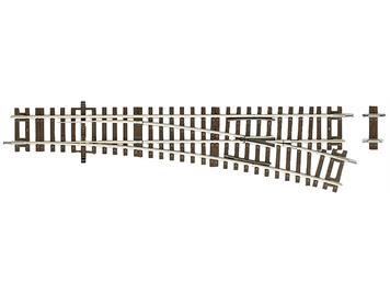 Roco 42441 Line 2,1 mm Weiche rechts 15° , H0