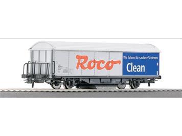 Roco 46400 Roco-Clean Reinigungswagen, H0