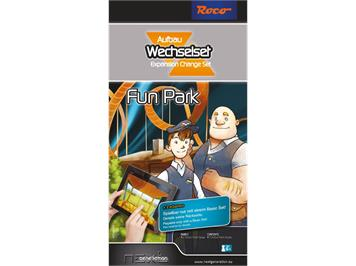 """Roco 51407 NEXT Wechsel-Aufbau-Set Az1, 2 neue Geschichten für Spiel """"Freizeitpark"""""""