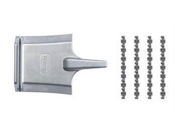Roco 61192 GEOline Isolierschienenverbinder, H0