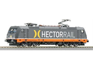 """Roco 62507 Elektrolokomotive Baureihe 241 der """"HECTORRAIL"""" (SJ), Epoche V."""