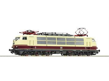 Roco 70211 Elektrolokomotive 103 195-4, DB, digital mit Sound - DC