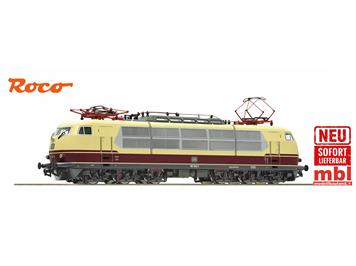 Roco 70213 Elektrolokomotive 103 109-5, DB, DC, DCC digital mit Sound, H0