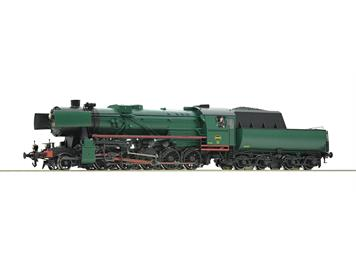 Roco 70272 Dampflok Serie 26 SNCB, DC, DCC digital mit Sound, H0 (1:87)