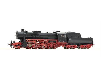 Roco 70276 Dampflok BR 52 2443 DB, DC, DCC mit Sound, H0 (1:87)
