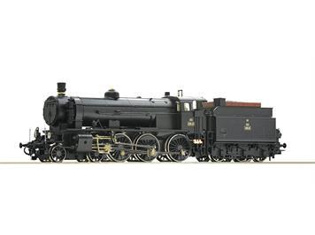 Roco 72109 Dampflok Rh 209.43 BBÖ DCC mit Sound, H0 (1:87)