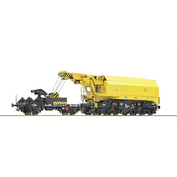 Roco 73035 Digital-Eisenbahndrehkran DB, DC Gleichstrom digital