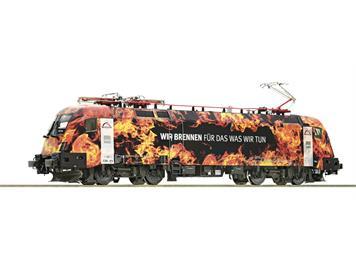 Roco 73229 Elektrolokomotive BR 182 562-8 TX-Logistik, DCC mit Sound, H0 (1:87)