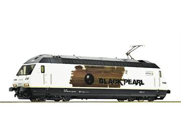"Roco 73277 Elektrolok Re 465 ""Black Pearl"" DCC/Sound"