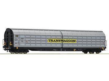 """Roco 76738 Schiebewandwagen """"Transwaggon"""", H0"""