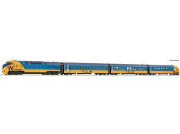 """Roco 78067 Dieseltriebzug """"Northlander"""", ONTC, AC, digital MM/DCC mit Sound, H0 (1:87)"""