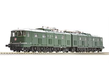Roco 79814 Elektrische Doppellokomotive Ae 8/14 11851 SBB AC/Sound