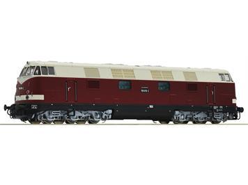 Roco 79895 Diesellokomotive Baureihe 118 der DR, AC digital mit Sound, H0