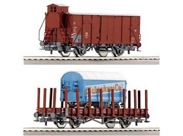 Roco Güterwagenset SCHENKER