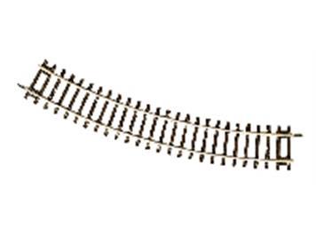 Roco Line 42422 2,1 mm Bogen R2, r 358 mm 30°