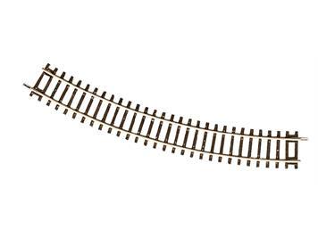 Roco Line 42423 2,1 mm Bogen R3, r 419,6 mm 30°, H0