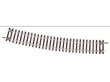 Roco Line 42427 2,1 mm Bogen R9, r 826,4 mm 15°