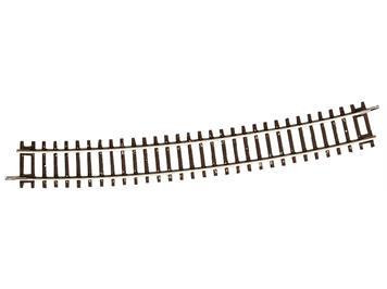Roco Line 42428 2,1 mm Gebogenes Gleis R10, 15°