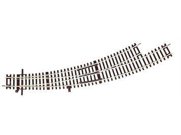 Roco Line 42470 Bogenweiche links BWl5/6 ohne Antrieb, H0