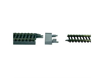 Rokuhan 97414 A014 Übergangs-Verbinder auf Gleis-