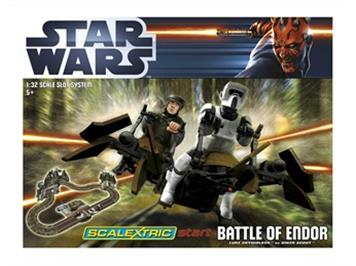 Scaletrix C1288 Star Wars - Battle of Endor 1:32