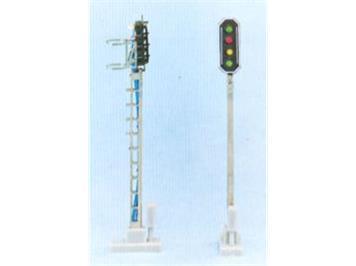 Schneider 2205 SBB Hauptsignal HO 4 LED