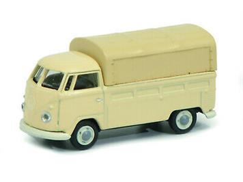 Schuco 452655100 VW T1 Pritsche, beige HO
