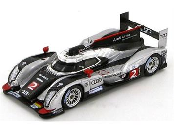 "Slot.it SICW12 Audi R18 TDI #2 ""1st Le Mans 2011"""