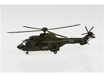 """Swiss Line Collection 001503 Cougar AS532 """"WEF Polizei"""" 1:72"""