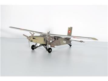 Swiss Line Collection 001601 Pilatus PC-6 Turboporter V-634 lim. Edition 1:72