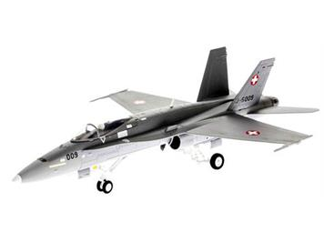 Swiss Line Collection 1800 Swiss Air Force F/A-18 C Hornet J-5008