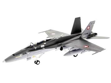 Swiss Line Collection 1802 Swiss Air Force F/A-18D Hornet J-5234
