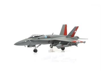 "Swiss Line Collection 1803 F/A-18C Hornet J-5014 ""Air 14 Payerne Air Show"" Limited 1:72"