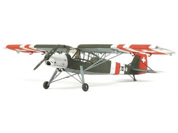 Tamiya 25158 Fieseler Storch Fi156C Swiss Air Forces 1:48